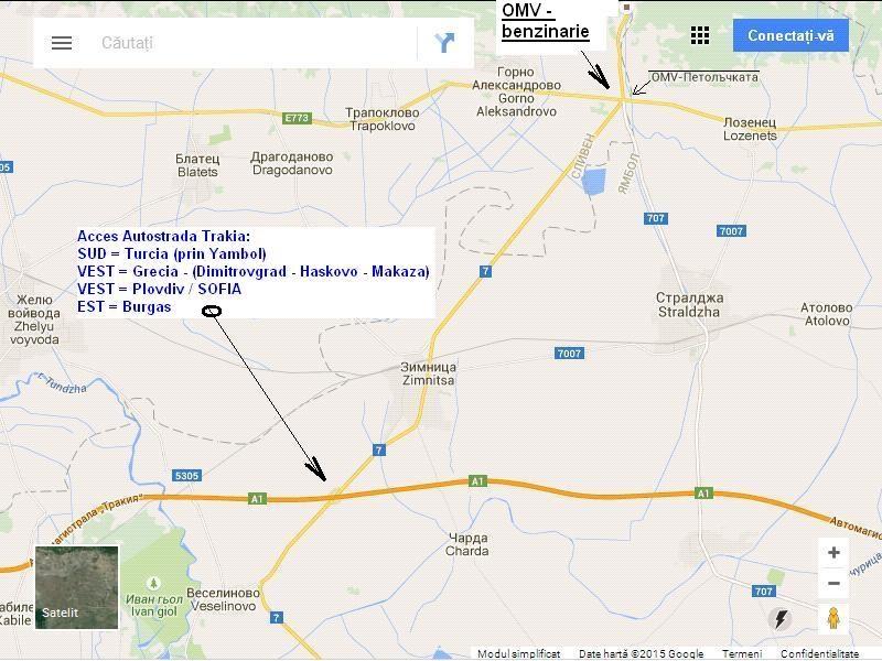 Drumul Spre Turcia Prin Bulgaria 2020 Razgrad Omurtag Yambol